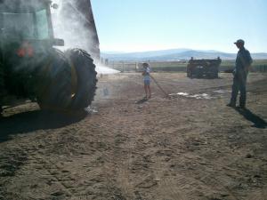 tractorwash