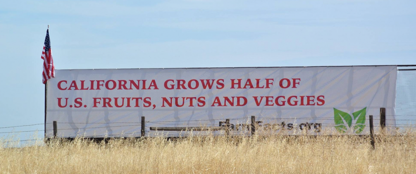 California Grows Half of U.S. Fruits, Nuts and Veggies